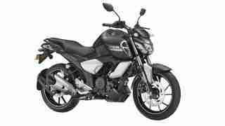 2021 Yamaha FZS FI (Matte Black) colour option with bluetooth