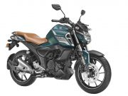 2021 Yamaha FZS FI (Vintage Edition) colour option with bluetooth