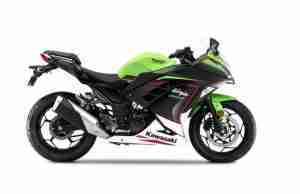 2021 Kawasaki Ninja 300 BS6