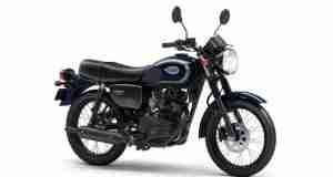2021 Kawasaki W175