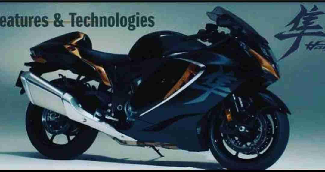 2021 Suzuki Hayabusa Image Leaked