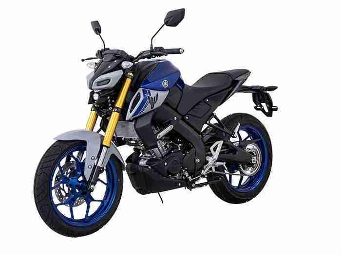 2021 Yamaha MT-15 Thailand - Racing Blue