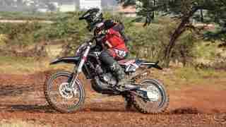 Aishwarya Pissay 2020 Indian National Rally Championship (INRC)