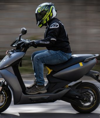 Ather 450X review electric scooter