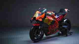 Brad Binder RC16 Red Bull KTM Factory Racing MotoGP HD wallpaper