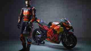Brad Binder Red Bull KTM Factory Racing MotoGP