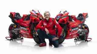 Ducati Desmosedici GP Gigi