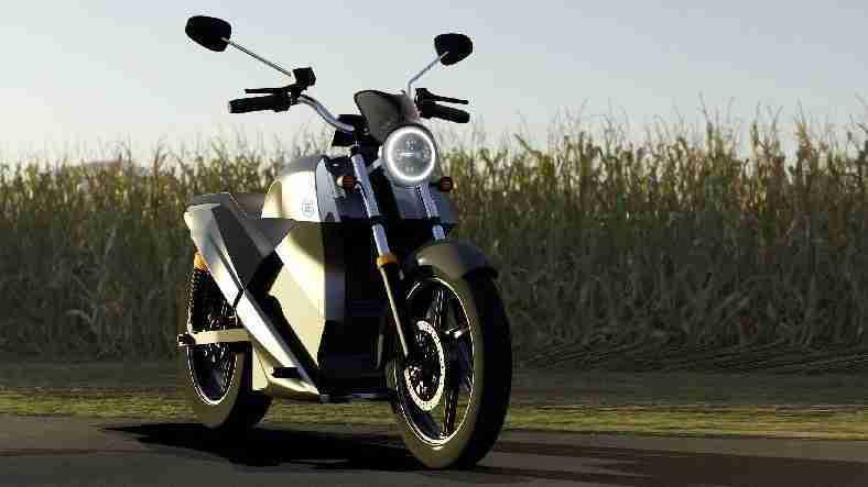 Earth Energy Evolve R electric bike
