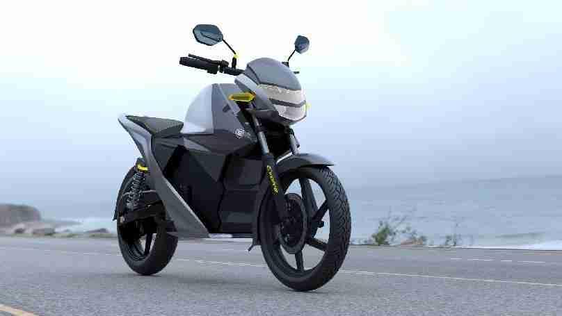 Earth Energy Evolve Z electric bike