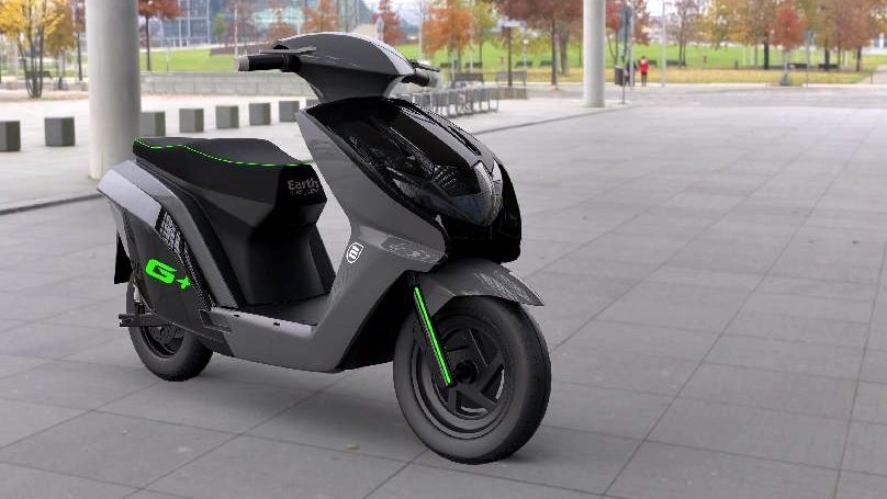 Earth Energy Glyde+ electric scooter