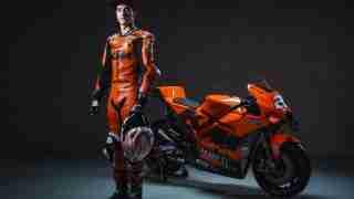 Iker Lecuona Tech3 KTM Factory Racing MotoGP HD wallpaper