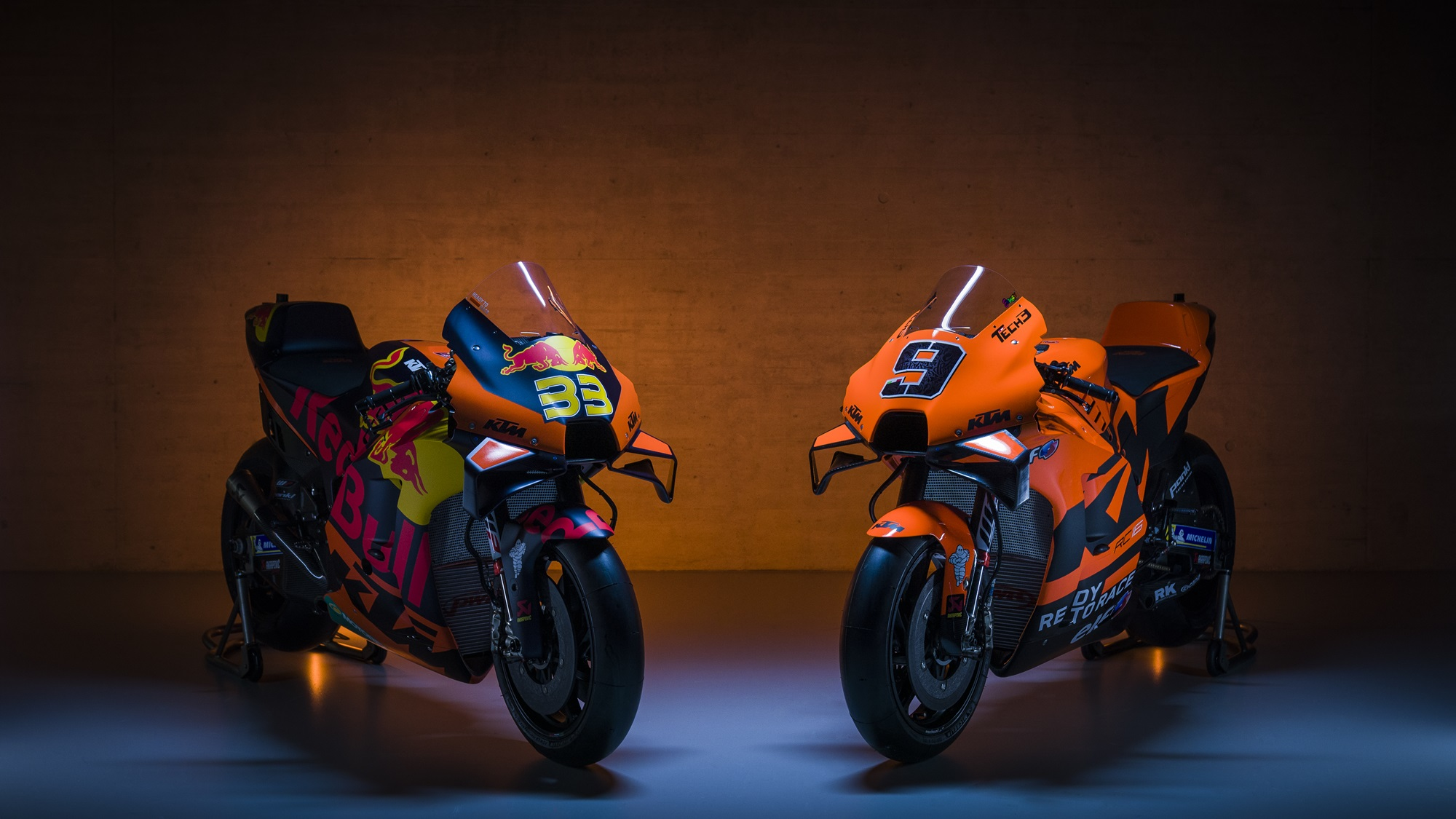 KTM MotoGP HD wallpaper
