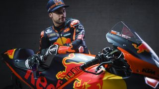 Miguel Oliveira 88 Red Bull KTM Factory Racing MotoGP