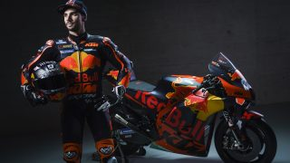 Miguel Oliveira 88 Red Bull KTM Factory Racing MotoGP Team