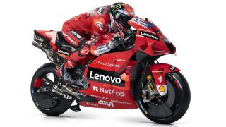 Pecco Bagnaia Ducati MotoGP HD wallpaper