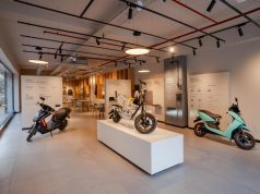 Ather Energy Ahmedabad Ather Space