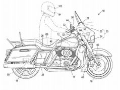 Harley-Davidson Radar Tech Patents