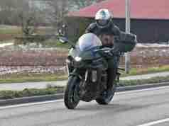 2022 Kawasaki H2 SX Spy Images