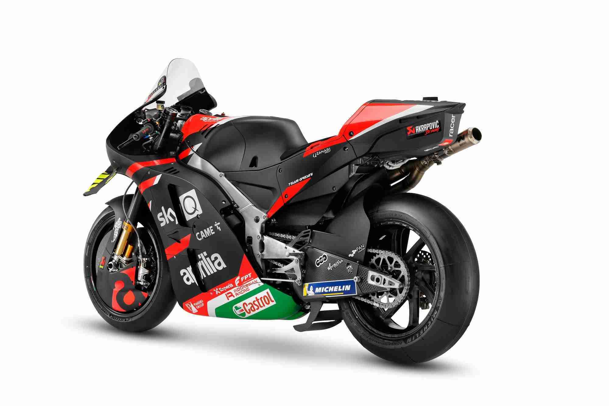2021 Aprilia RS-GP