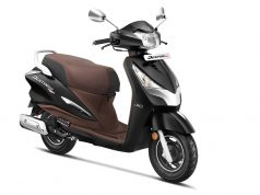 2021 Destini 125 Platinum edition launched