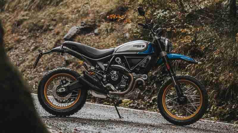 2021 Ducati Scrambler Desert Sled India
