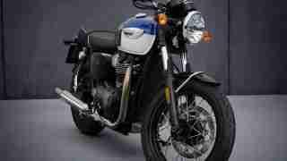 2022 Triumph Bonneville T100