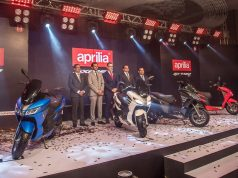 Aprilia enters Nepal with Aprilia SXR 160