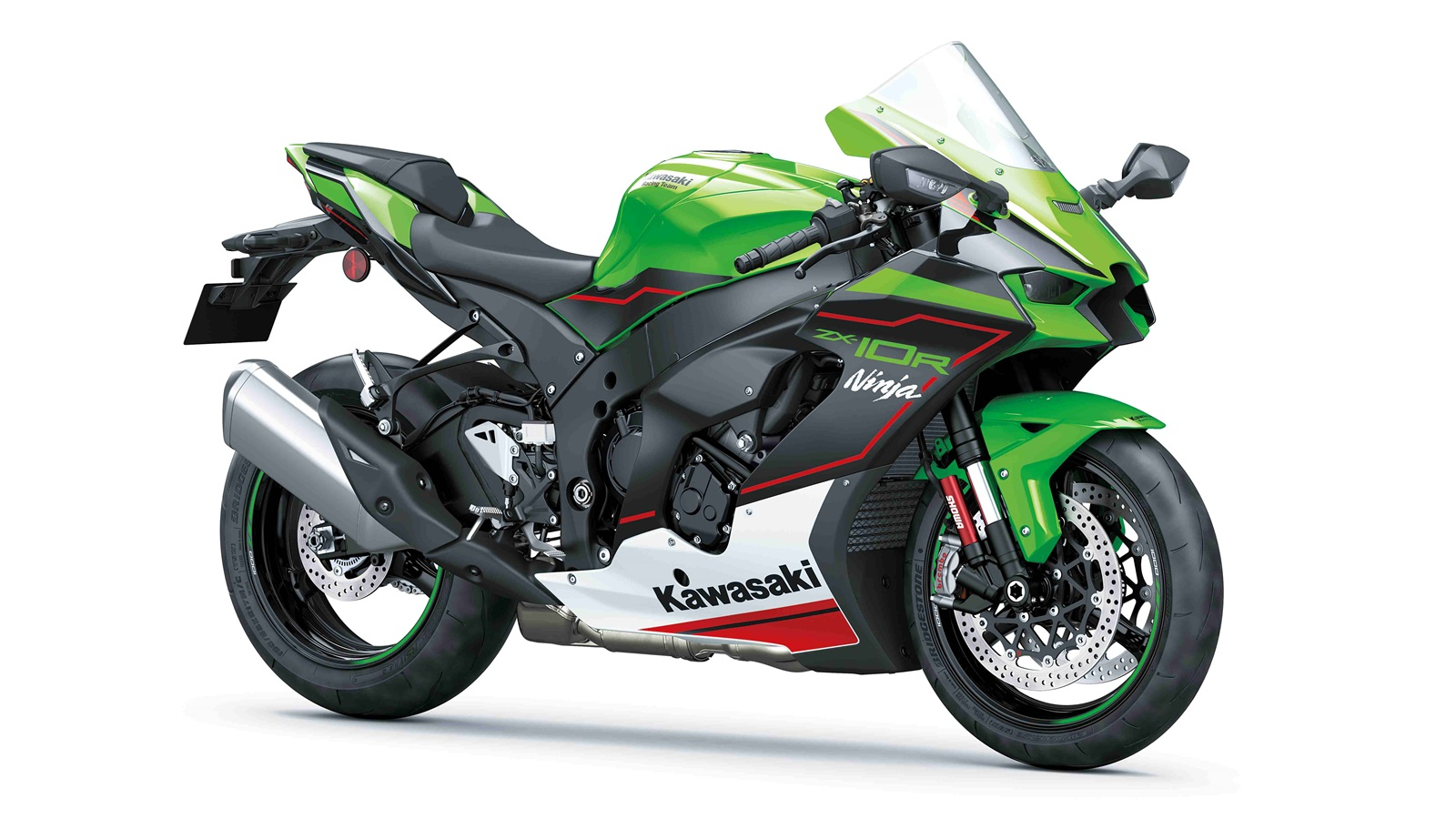 BS-6 2021 Ninja ZX-10R launched at 14.99 lakh LIME-GREEN colour option