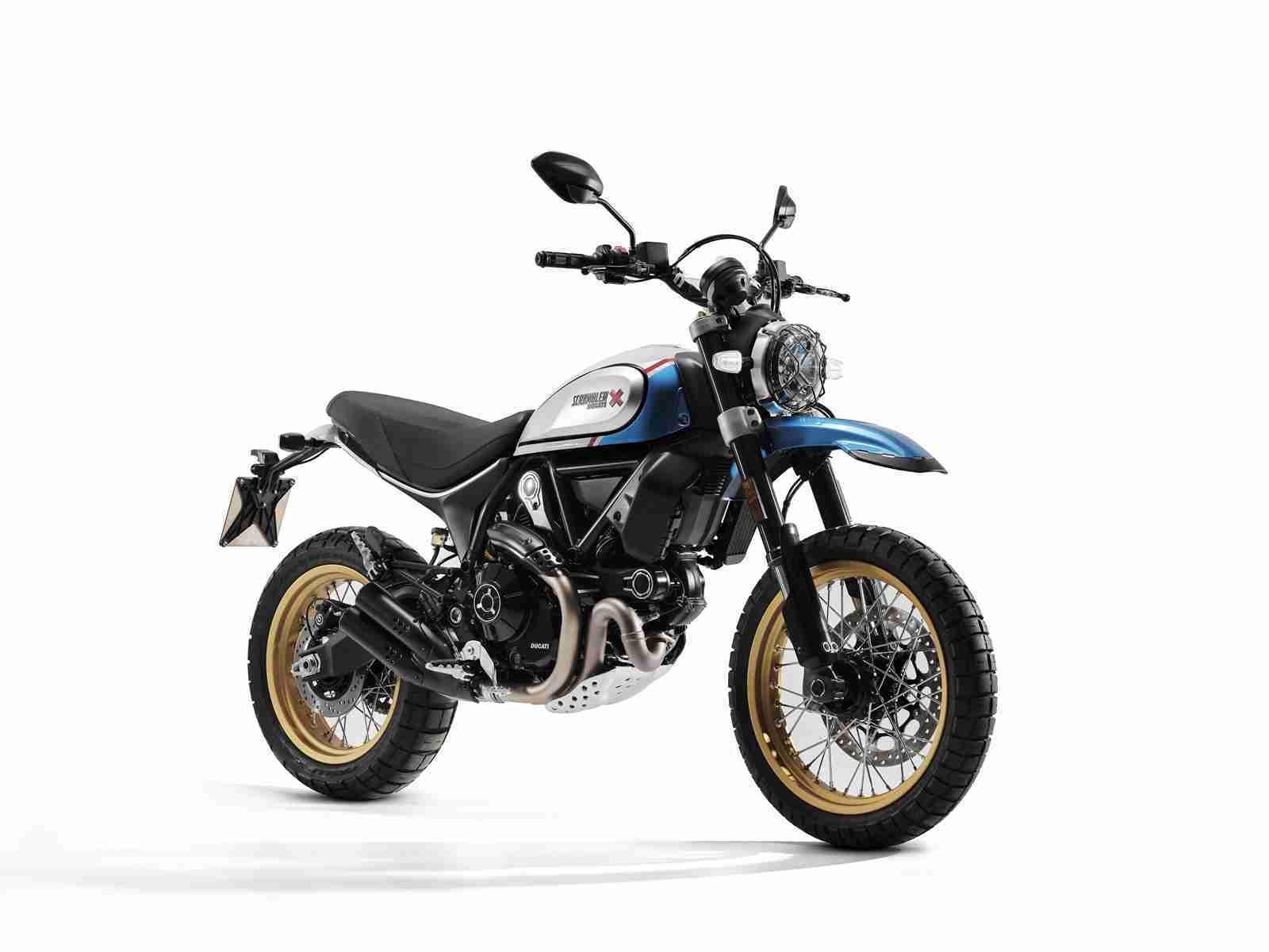 BS6 2021 Ducati Scrambler Desert Sled