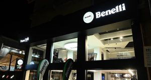Benelli Pune dealership now open; also has the Benelli Cafe