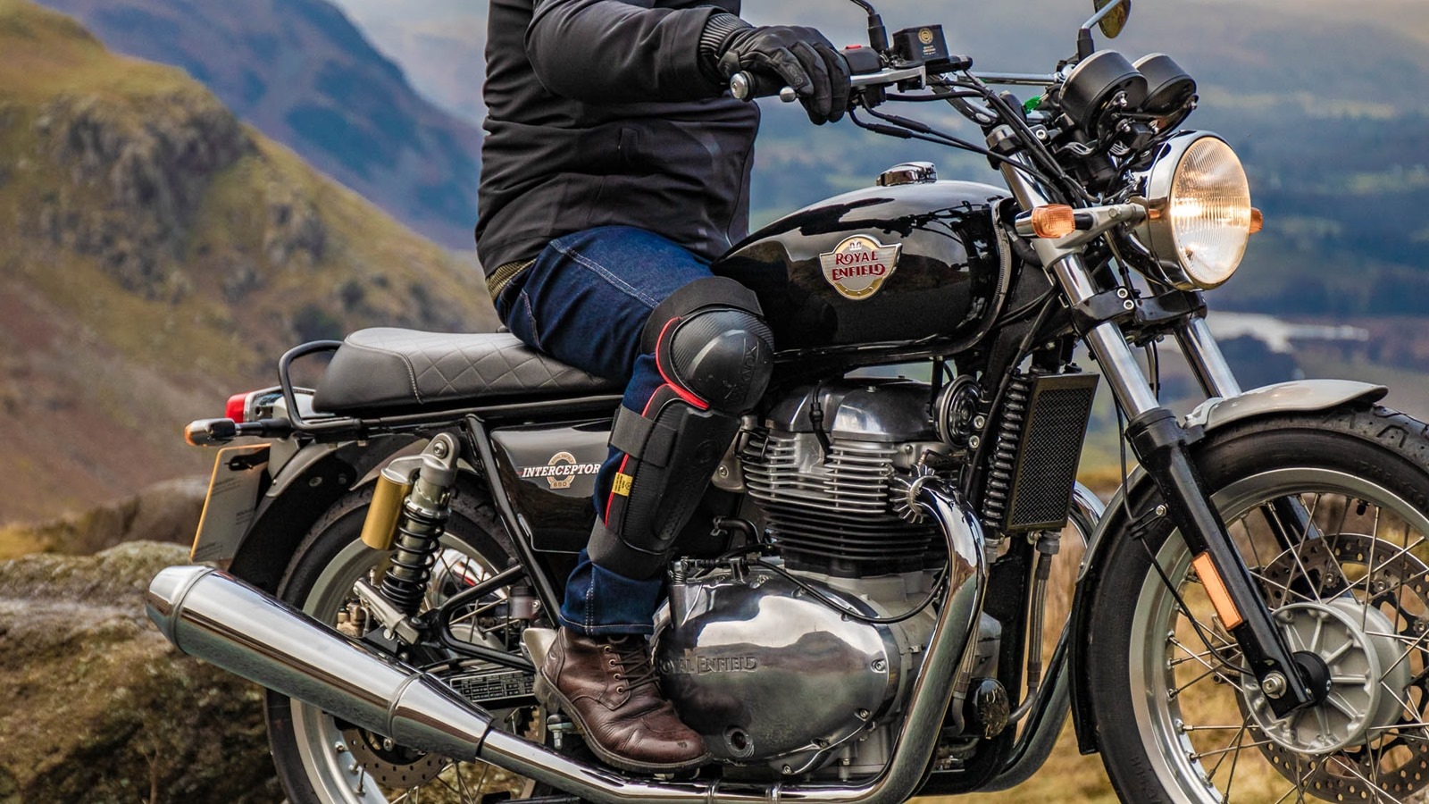 Royal Enfield and Knox partner up for CE Certified riding gear