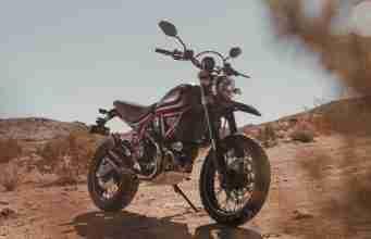 Ducati Scrambler Desert Sled Fasthouse