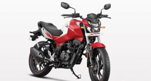 Hero Xtreme 160R 100 Million Edition