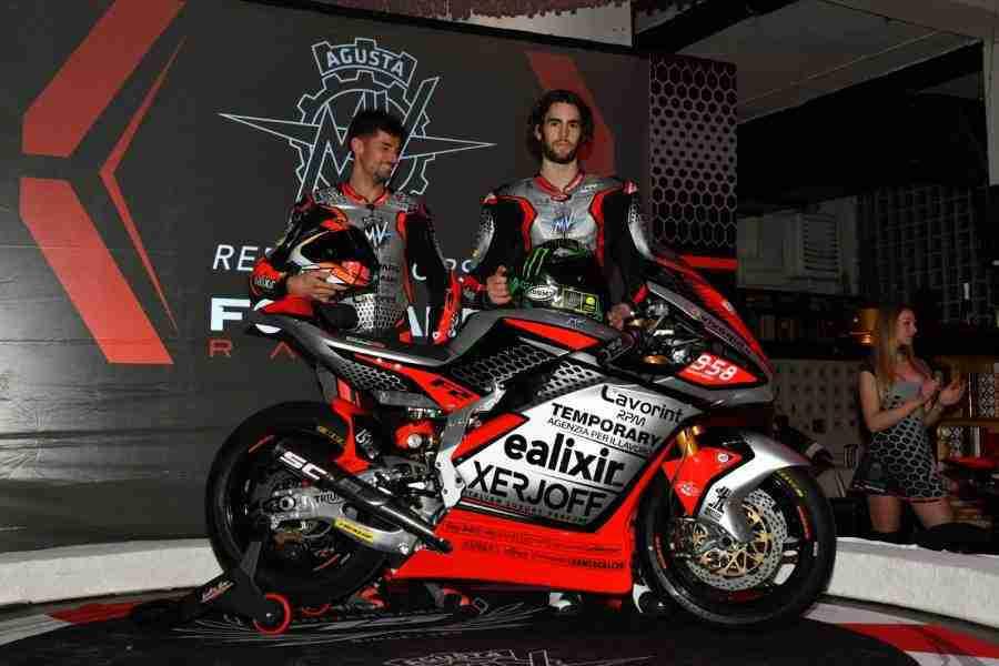 MV Agusta 2021 Moto2 Team