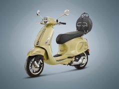 Vespa 75th Anniversary Edition