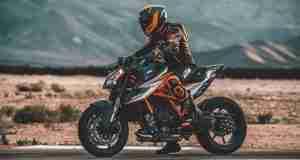 2021 KTM 1290 Super Duke RR HD wallpaper