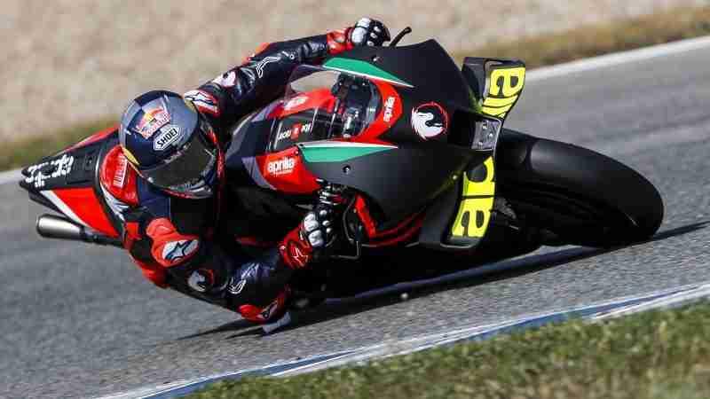 Andrea Dovizioso to test Aprilia MotoGP bike again