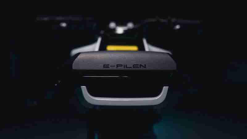 E-Pilen electric bike concept