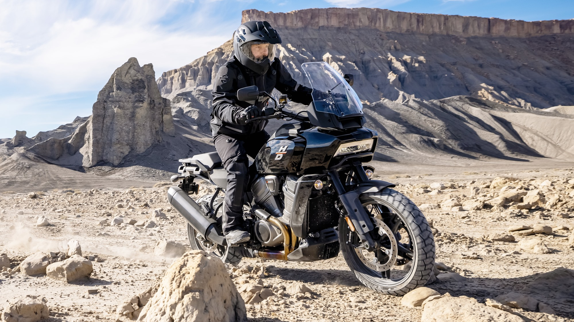 Harley Davidson Pan America 1250 India