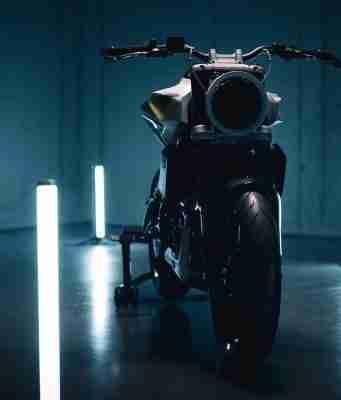 Husqvarna E-Pilen electric bike concept