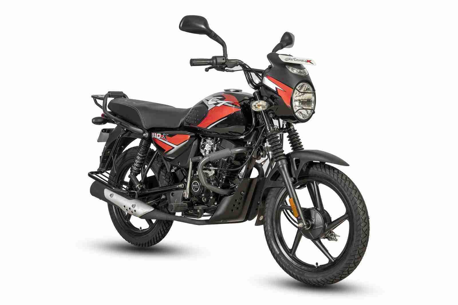 New 2021 Bajaj CT110X
