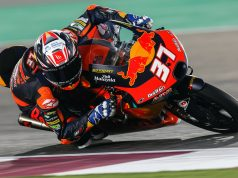 Pedro Acosta does magic in Moto3 Qatar race
