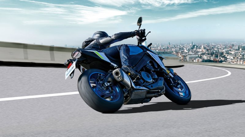 2021 Suzuki GSX-S1000 HD wallpaper