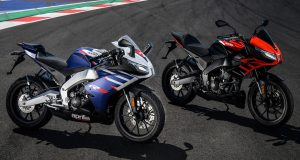 2021 Aprilia RS 125 and Tuono 125