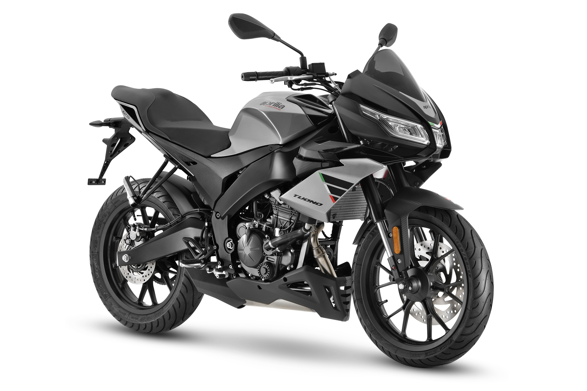 2021 Aprilia Tuono 125 Arrow Gray
