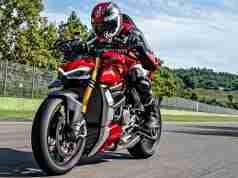 Ducati Streetfighter V4 India
