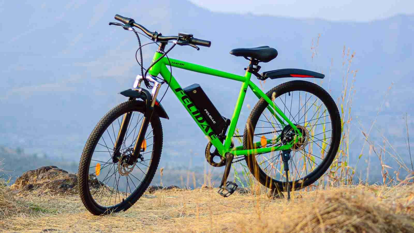 Felidae electric Maven e-bike e-cycle
