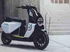 Husqvarna Vektorr electric scooter concept