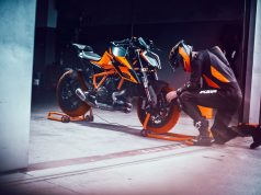 KTM ULTIMATE DUKE RIDER India