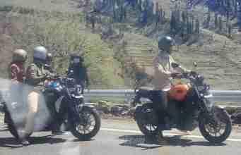 Yamaha FZ-X India